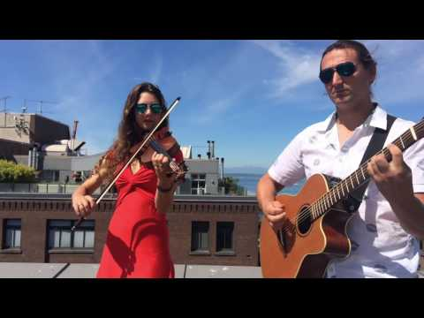 Guitar and Violin cover of You've Got a Friend in Me by Sean & Chantel