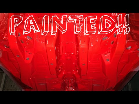 Pt7:[UNDER CAR BODY RESTORATION COMPLETE] PAINTED UNDERSEAL STONECHIP Opel Astra Gsi Opc Z20let Vxr