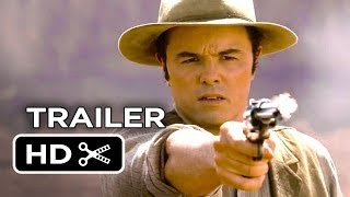 a million ways to die in the west trailer 1 2014 charlize theron sarah silverman movie hd
