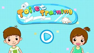 Toilet Training - Baby's Potty - Toddler Easy Potty Training in Fun Way - #BabyBus