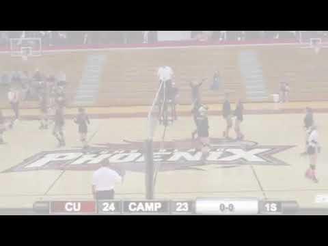 VB: Cumberland, 2 Campbellsville, 3 FINAL
