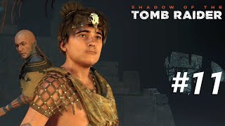 SHADOW OF TOMB RAIDER PART 11 PC GAMEPLAY HD