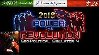 Geopolitical Simulator 4 P&R 2018 Italia Borgia: #28