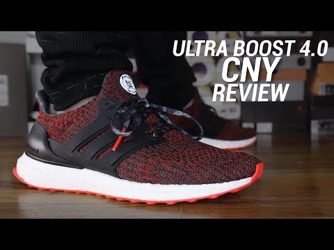 sale retailer 34236 4104a ADIDAS ULTRA BOOST 4.0 CHINESE NEW YEAR REVIEW - YouTube