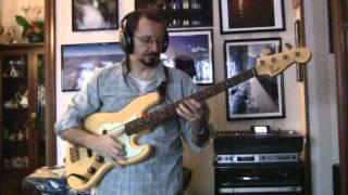 Splendido Splendente (Rettore) - bassline by Roberto Salomone