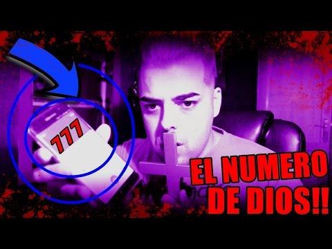 EL NÚMERO DIVINO 777   LLAMANDO A DIOS O UN ÁNGEL Y ME CONTESTA!!   Números divinos