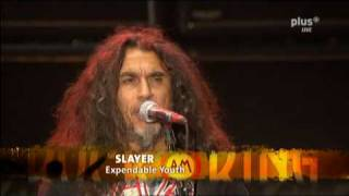 "SLAYER ""Expendable Youth"" (Live @ Rock Am Ring 2010)"