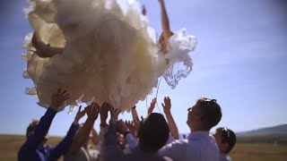 Гога и Гела - Инставерсия (Свадьба в Крыму)(http://dukefilms.ru/ Свадебное видео в Крыму., 2016-06-15T09:52:37.000Z)