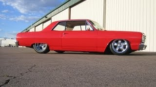 1964 Chevelle Malibu - Pro Touring - Resto Mod