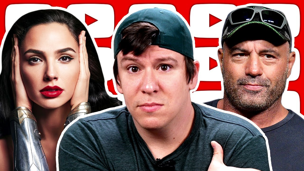 Why Joe Rogan is Scared, Strange Armie Hammer Allegations, Justice League, Flint, UFOs, & More News - download from YouTube for free