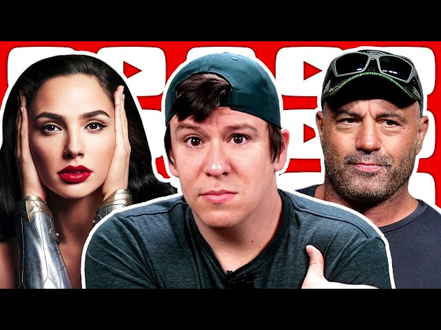 Why Joe Rogan is Scared, Strange Armie Hammer Allegations, Justice League, Flint, UFOs, & More News