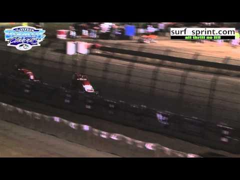 Calistoga Speedway 9-1-13 :: USAC/CRA & USAC Western Classic Sprint Cars