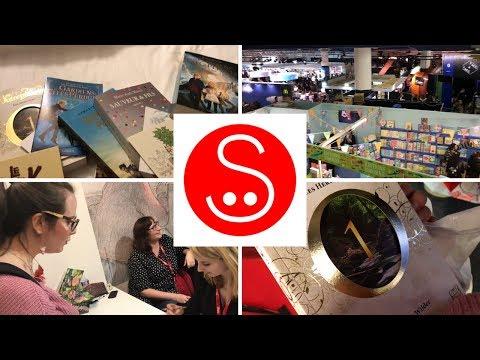 VLOG   SLPJ Montreuil 2017 + Book haul !