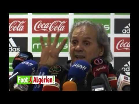 """Rabah Madjer : """"Je ne démissionnerai pas"""""""