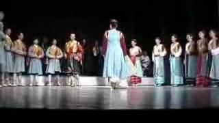 Folk dances from Montenegro