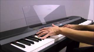 Valerie - The Zutons; Mark Ronson & Amy Winehouse - Piano Cover