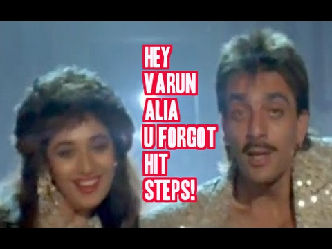 "Tamma Tamma Again Vs Tamma Tamma Old | Varun, Alia | Bappi L, Anuradha P | ""Badrinath Ki Dulhania"""