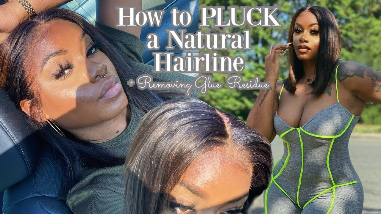 How to Pluck TF out your Lace + ✨GIVEAWAY✨ | HD lace |  Laurasia Andrea | Wigencounters