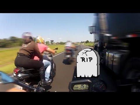 392 Km / H, presque R.I.P. & more - Meilleure compilation à bord [Sportbikes] - Partie 7