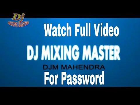 Tere Naina Bade Katil Dabang Salman Khan Remix Free FLP By Dj Mixing Master