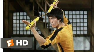 Game of Death (6/10) Movie CLIP - Dueling Nunchakus (1978) HD