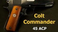 Colt Commander 45 ACP Pistol