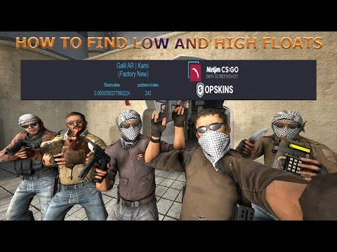 CSGO: How to Find Low and High Float Skins in CSGO and Make Profit