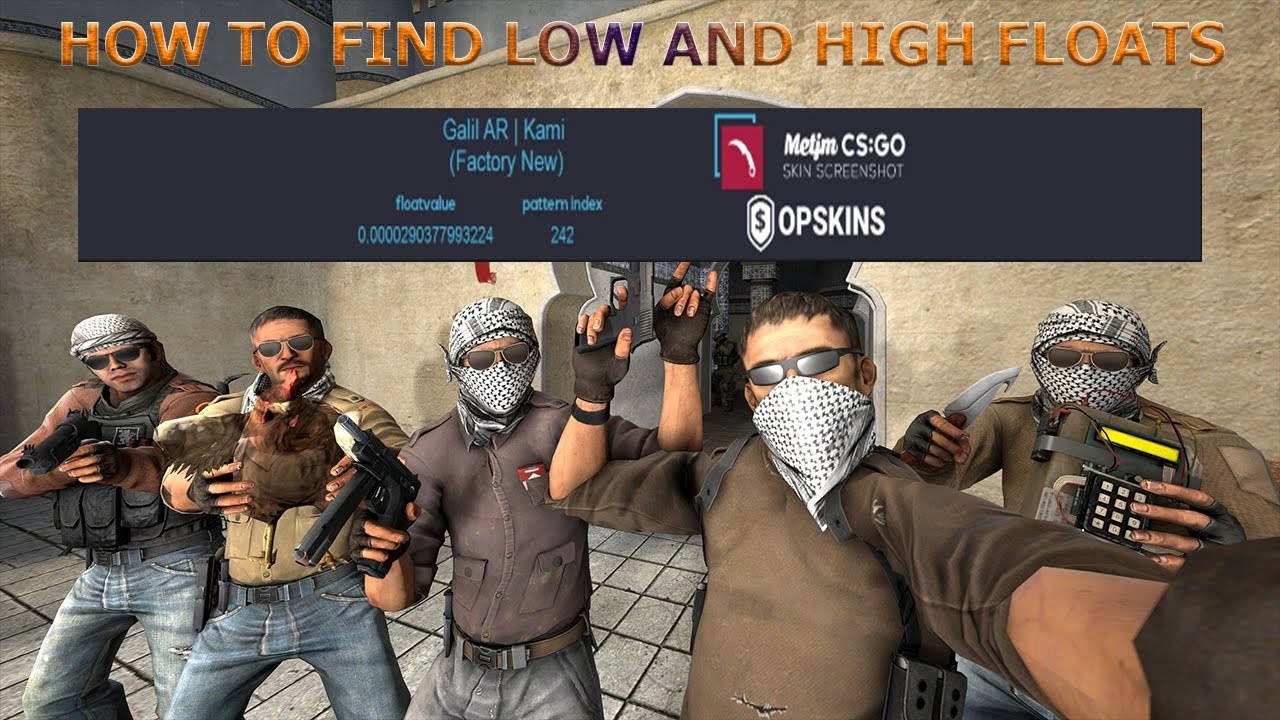 High Float Csgo How To Find Low And High Float Skins In Csgo And Make Profit