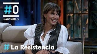 LA RESISTENCIA - Entrevista a Verónica Echegui   #LaResistencia 01.10.2020