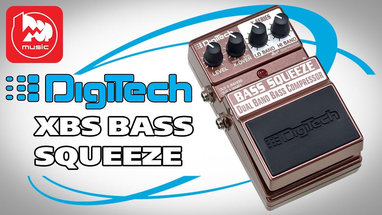 Digitech XBS Bass Squeeze