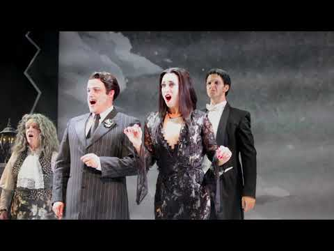 THE ADDAMS FAMILY At ABT And Herberger Theater Center