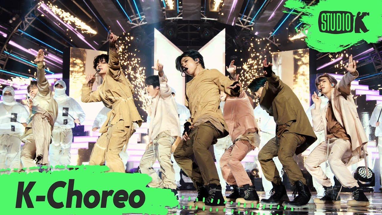 Download [K-Choreo 8K] 방탄소년단 직캠 'ON' (BTS Choreography) l @MusicBank 200228