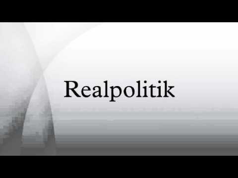 Realpolitik  