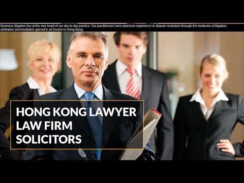 HK LAWYERS
