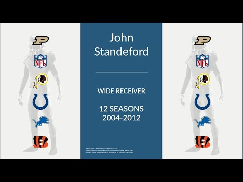 John Standeford: Football Wide Receiver