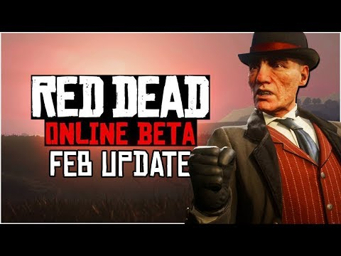 WILL THE FEBRUARY 26TH UPDATE RUIN THIS GAME COMPLETELY?? - Red Dead Redemption 2 Online thumbnail