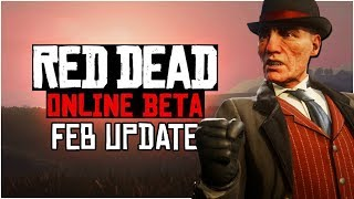 WILL THE FEBRUARY 26TH UPDATE RUIN THIS GAME COMPLETELY?? - Red Dead Redemption 2 Online