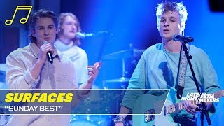 Download Lagu Surfaces Sunday Best MP3