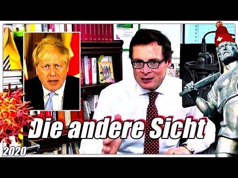 Roger Köppel teilt Tells Sicht betreffend Boris Johnsons Corona Strategie