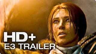 RISE OF TOMB RAIDER E3 Announcement Trailer | E3 2014 [HD+]