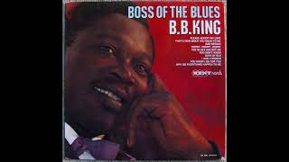 Watch Bb King Thats How Much You Mean To Me video
