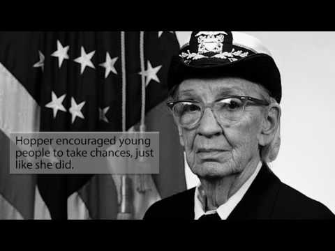 Grace Murray Hopper - Grand Lady of Software