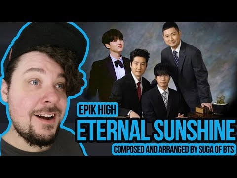 Mikey Reacts To Epik High (에픽하이) - Eternal Sunshine(새벽에)(Composed And Arranged By Suga Of BTS)