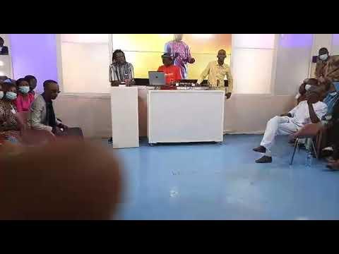 Cheick Niang, invité de l'émission Renouveau Tv au Mali.