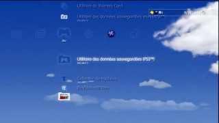 Comment effacer les données utilitaires et les sauvegardes sur PS3 ?