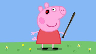 Peppa Pig Plays PIGGY!