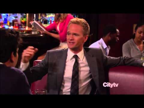Barney Stinson and the sundresses