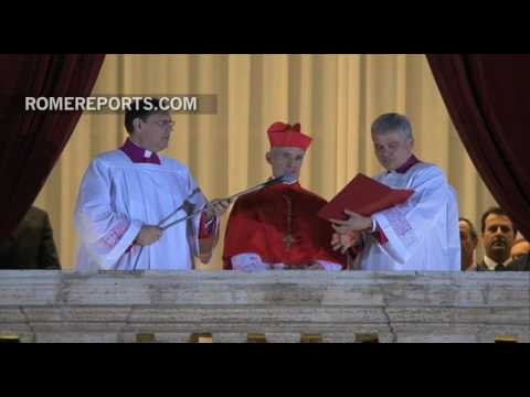 The election of Pope Francis, the beginning of a pontificate full of surprises