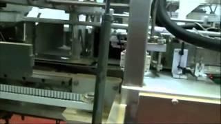устройство  группировки  пакетов   и  упаковка   их в кейс -пакер -шоубокс МКН3-KR-80- CH 50