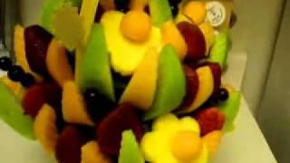 FRUITS BASKET  FLOWER BASKET - Edible Arrangements